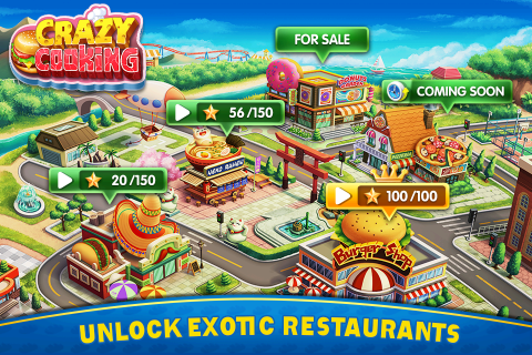 Crazy Cooking - Star Chef screenshot 7