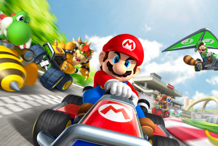 Super Mario Bros Race Car 1 Download APK for Android - Aptoide