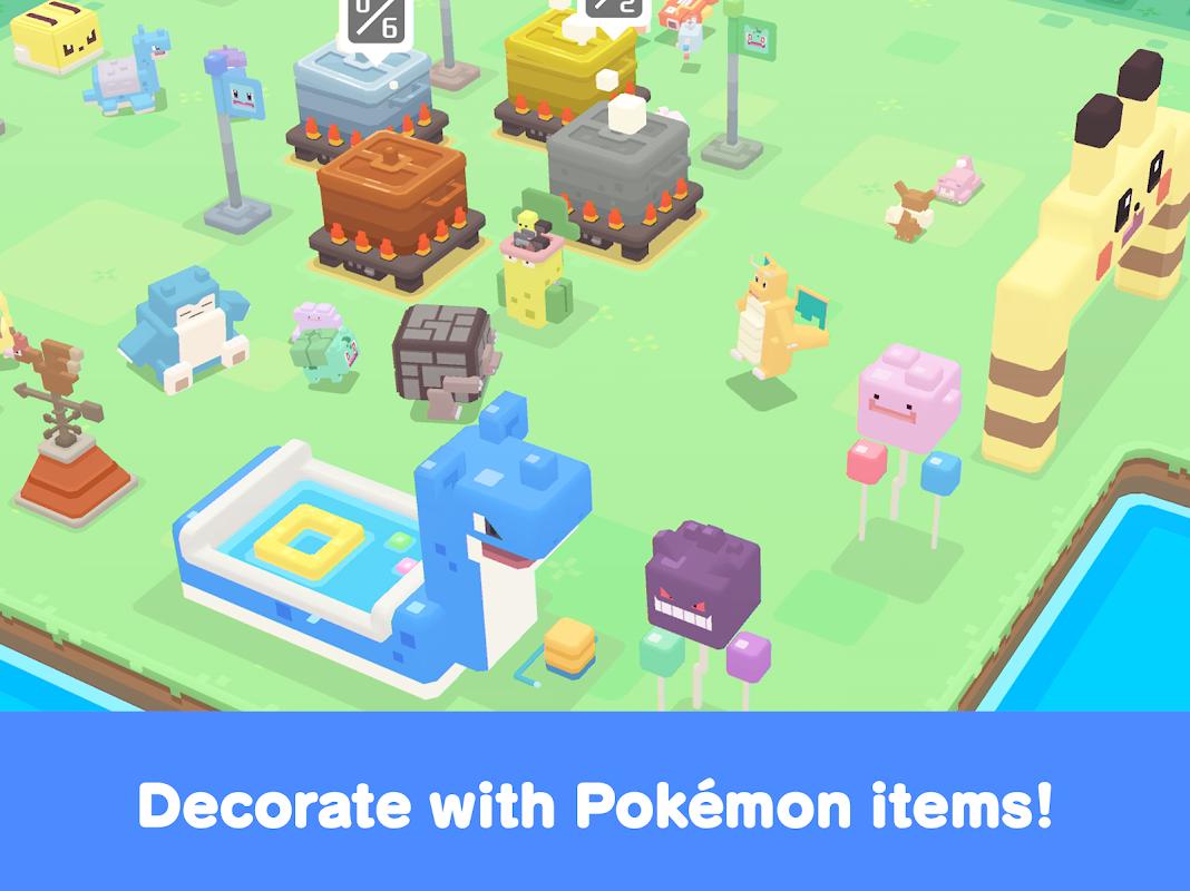 Pokémon Quest screenshot 8