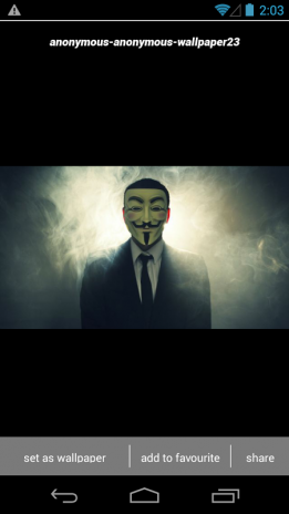 Anonymous Wallpapers Hd 2 2 Telecharger L Apk Pour Android Aptoide