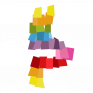 colorblind pinata icon