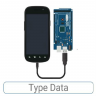 Arduino Android OTG USB Icon