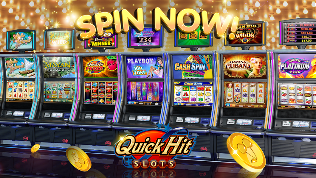 free casino games quick hits