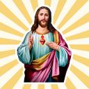 Jesus Christ & Bible Verse Stickers