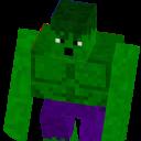 Mod Green Monster Hero
