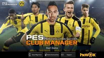 pes club manager screenshot 6