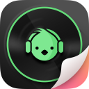 Lark Player Theme - Green