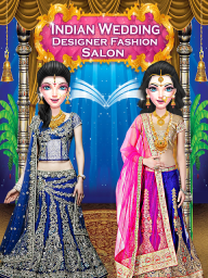 Indian Designer's Fashion Salon for Wedding screenshot 1