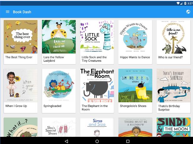 Book Dash: Free African Stories for Kids screenshot 12