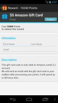 Free Gift Cards Screenshot