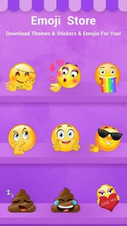 Simeji keyboard�Emoji & GIFs screenshot 4
