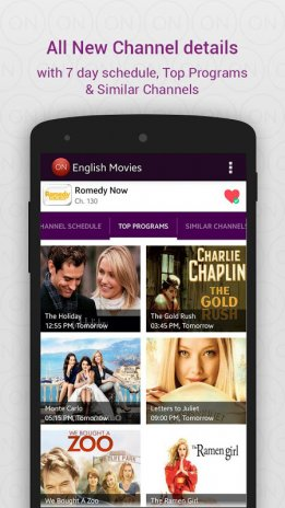 WHAT'S-ON-INDIA : TV Guide App 2 0 5 Download APK for Android - Aptoide