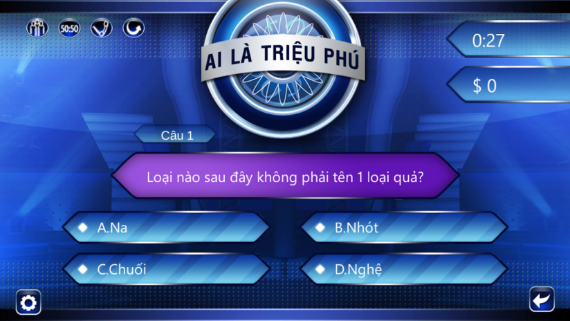 ... ai la trieu phu 2015 screenshot 3 ...