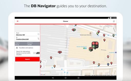 DB Navigator screenshot 9