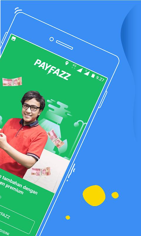 PAYFAZZ: Agen Pulsa, Top Up Go-Pay & PPOB Termurah screenshot 2