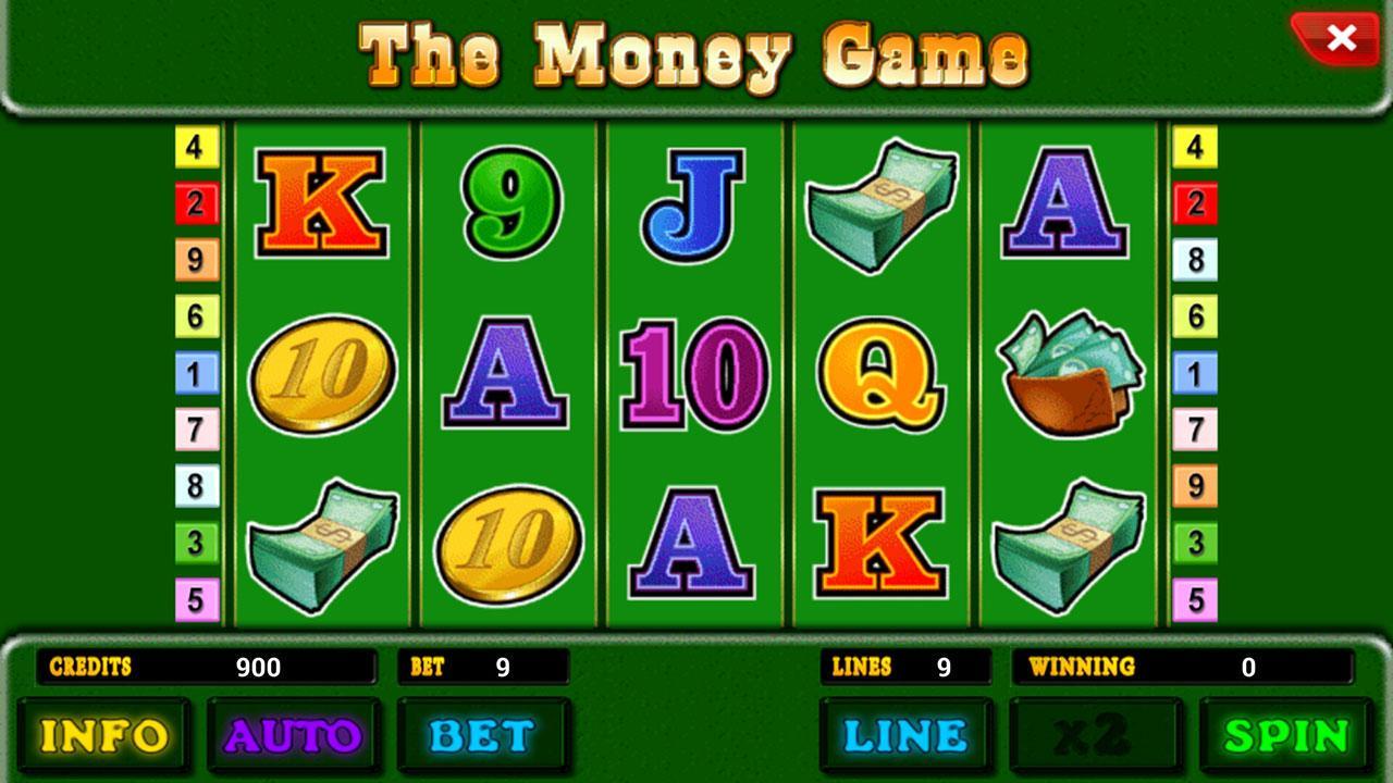 The money game slot machine procter y gamble argentina srl