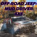 Off-road jeep: Mud driver 4x4