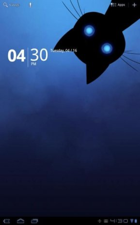 Stalker Cat Live Wallpaper Lt 3