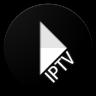 Icône Lecteur IPTV simple 📺