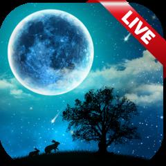 moonlight live wallpaper apk