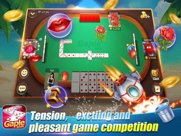 Domino Gaple 99 Qq Qiu Qiu Kiu Kiu Free Online 1 1 5 Laden Sie Apk