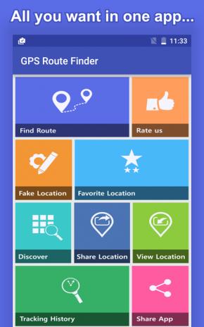 GPS Route Finder Maps - GPS Navigation & Tracking 1 0 23 Download