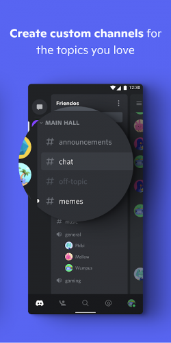 Discord - Chat para jugadores screenshot 4