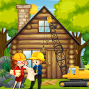 Jungle House Builder: Home Construction Games
