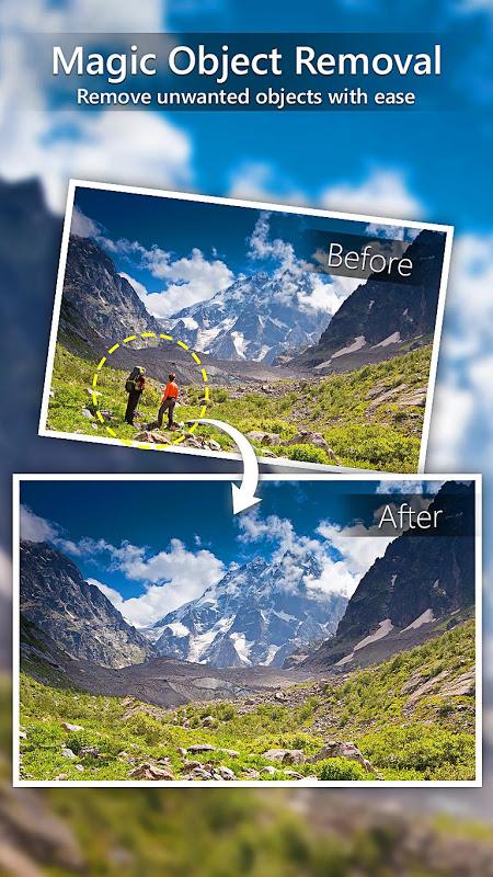 PhotoDirector Photo Editor App, Picture Editor Pro screenshot 2