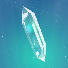Lucky Crystal Live Wallpaper