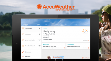 accuweather weather forecast screenshot 12