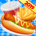 Cooking Games Restaurant Chef: Kitchen Fast Food