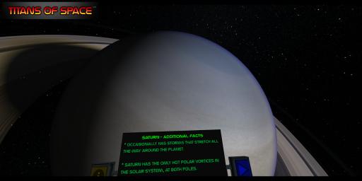 Titans of Space® Cardboard VR screenshot 2