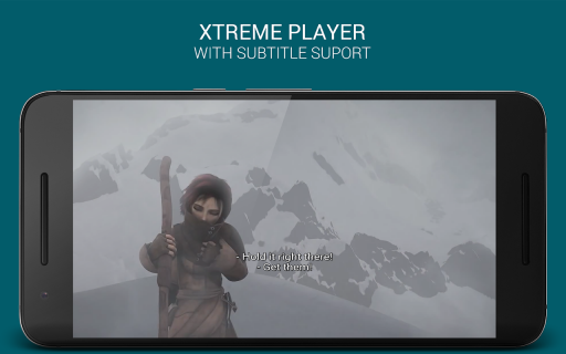 XtremePlayer HD Media Player screenshot 3