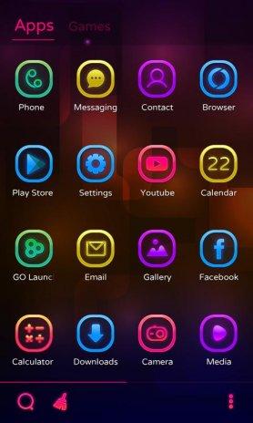 Halo GO Launcher Themev1 0 tải APK dành cho Android - Aptoide