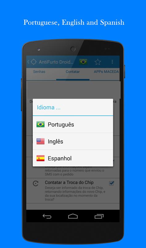 rastreador de celular em portugues