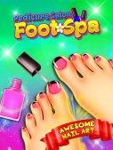 Foot Spa - Pedicure Salon Screenshot