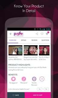 Purplle-Online Beauty Shopping App screenshot 2