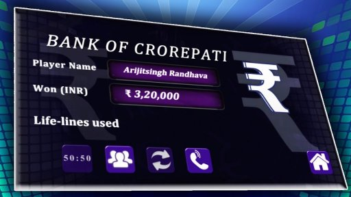 New KBC 2018: Hindi & English Crorepati Quiz screenshot 7