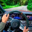 Racing in Car 2020 - POV traffic driving simulator