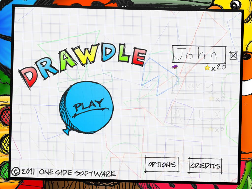 Drawdle Lite screenshot 1