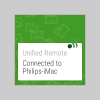 Unified Remote Full Screen