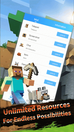 Launcher for Minecraft 1 0 2989 Download APK for Android - Aptoide
