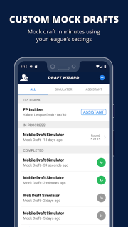 Fantasy Football Draft Wizard 3 1 9 Download APK for Android