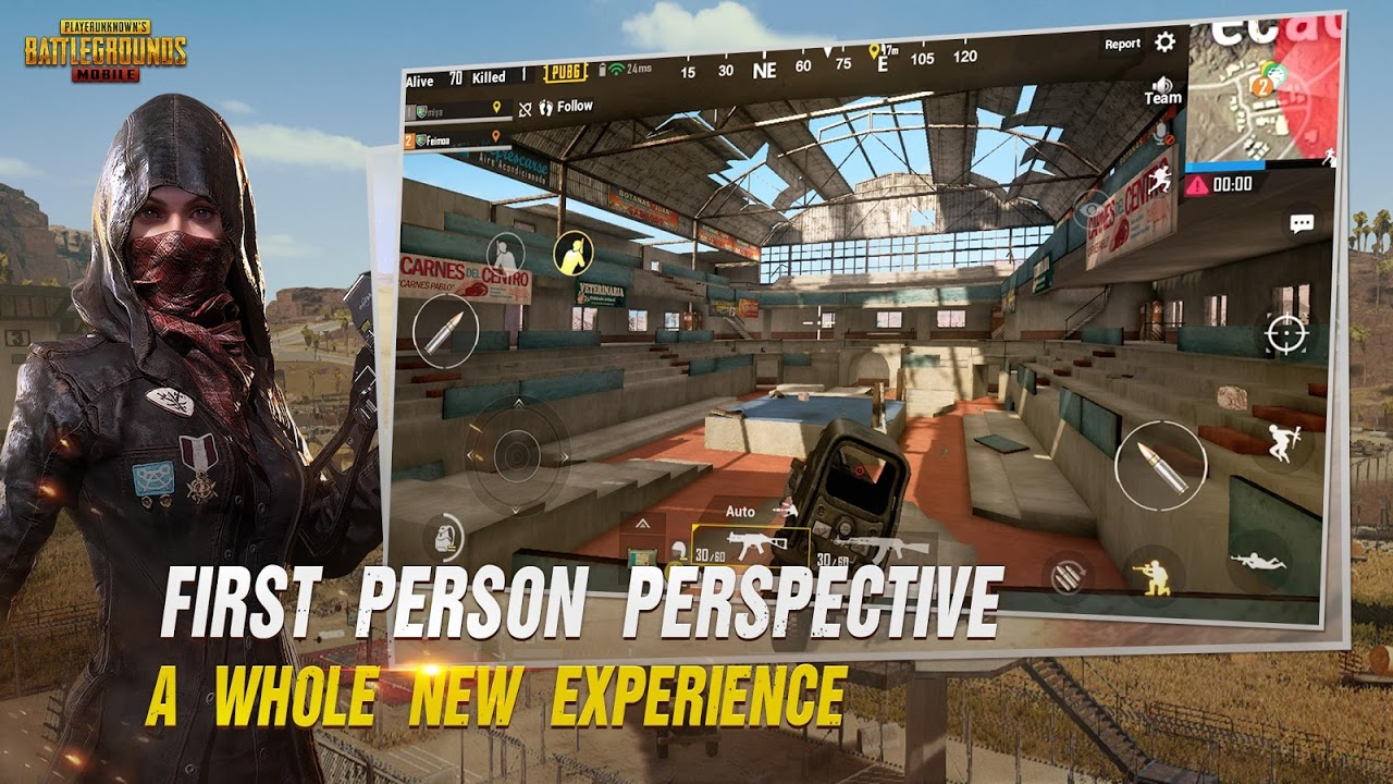 BETA PUBG MOBILE screenshot 1