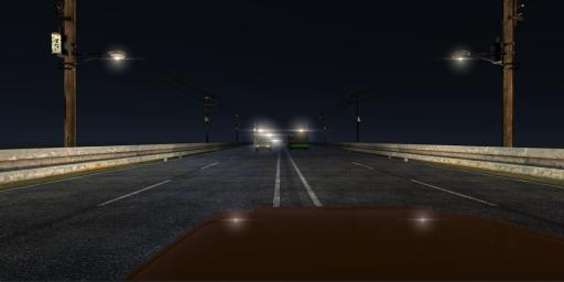 VR Racer - Highway Traffic 360 (Google Cardboard) screenshot 7