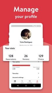 OpenTable - Book Restaurants screenshot 4