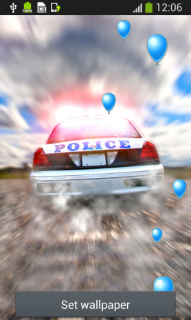 Police Car Live Wallpapers 1 7 Download Apk For Android Aptoide