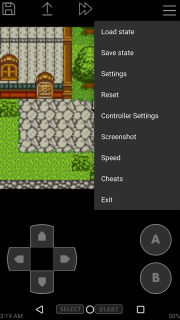 John GBC Lite - GBC emulator screenshot 1
