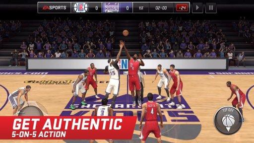 NBA LIVE Mobile Basketball screenshot 6